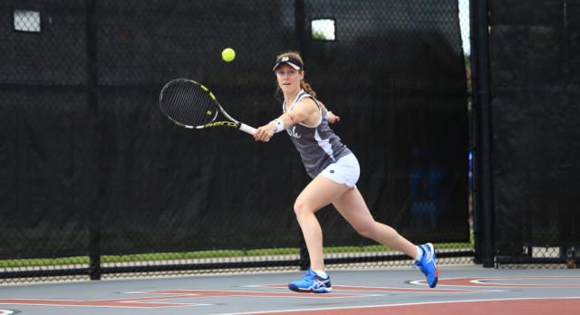 Lakota West Tennis Alum: Brooke Broda Ending The Fall Season Strong!
