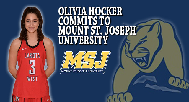 Lakota West Lacrosse Senior Olivia Hocker Commits to the Mount St. Joseph University!