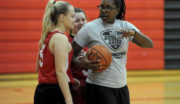 Lakota West Basketball Alum: BGSU Basketball Standout Alexis Rodgers Brings Talents To High School