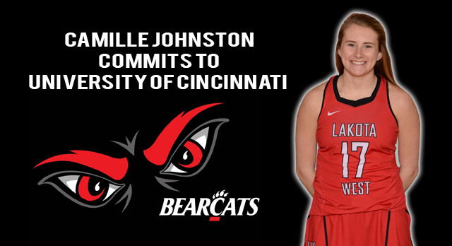 Lakota West Lacrosse Senior Camille Johnston Commits to the University of Cincinnati!