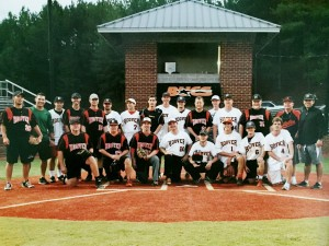 1st Annual Berry-Hoover Alumni Baseball (2014)