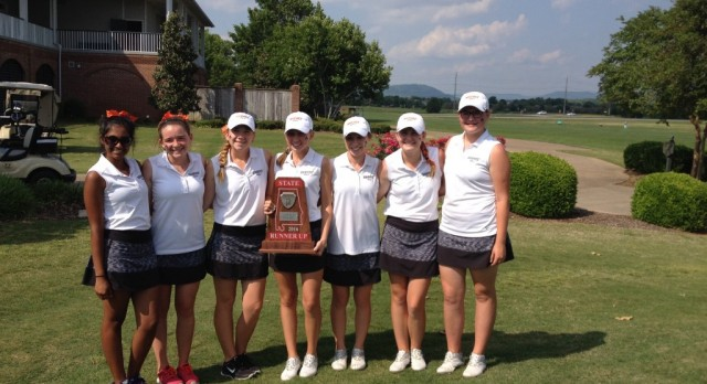 Lady Bucs finish Runner Up at State