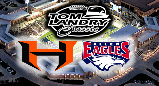 Tom Landry Classic tickets for sale in Athletic Office