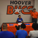 Kyra Hunter Signs to University of New Orleans