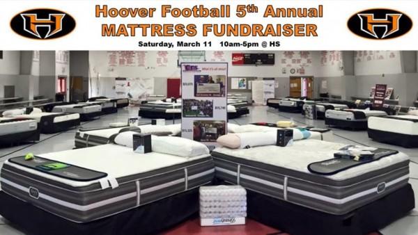 mattress fundraiser pic