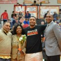 Varsity Basketball Senior Night (2017-01-27)
