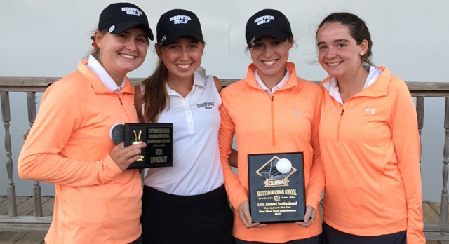 Lady Bucs Golf win Scottsboro Invitational
