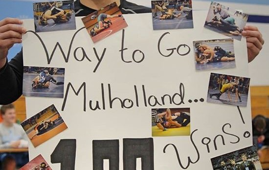 Mulholland Earns 100th Victory