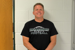 Coach Johnson, Head DHS Football Coach
