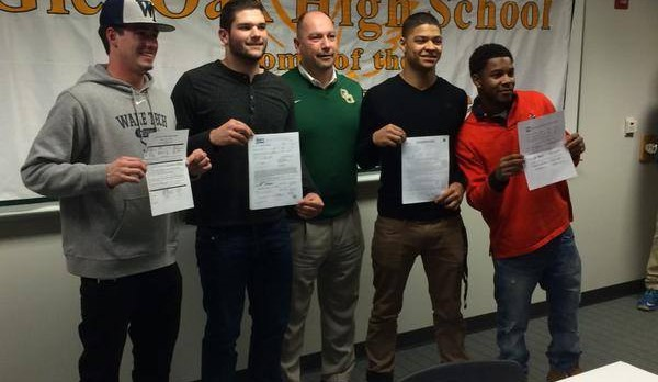 Eagles on National Signing Day
