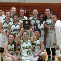 8th Grade Girls Basketball 2016 Federal League Champions