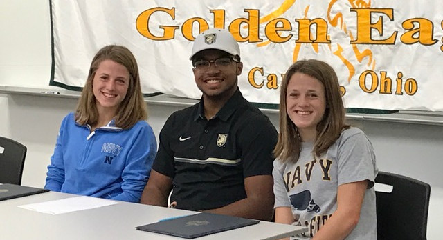 Golden Eagles heading to United States Military Academies!!