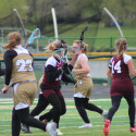Varsity Girls Lacrosse vs Boardman 4/22/17