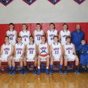 2014-2015 JV Boys Basketball