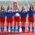 2016 Girls Soccer Team
