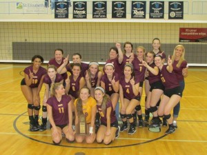 2015 33rd District Champs Volleyball