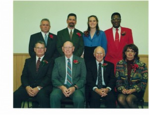 2001 Induction Group