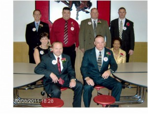 2011 Induction Group