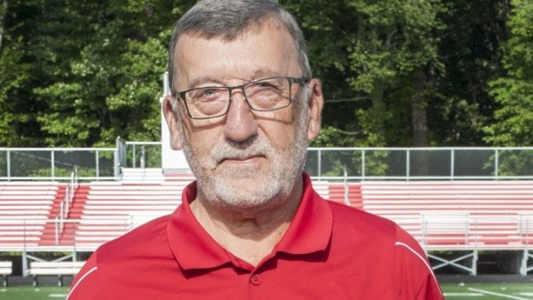 Coach Paul Chamberlin