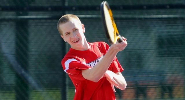 Rider Boy's Tennis Team Takes 4th Place In OCC Tourney