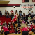 Orrville loses to Tusky Valley in Volleyball