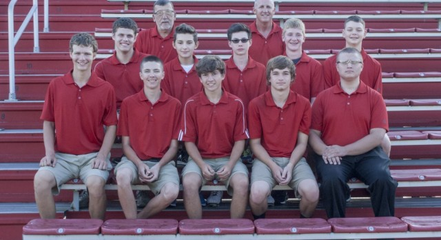 Orrville High School Boys Varsity Golf finishes 6th place