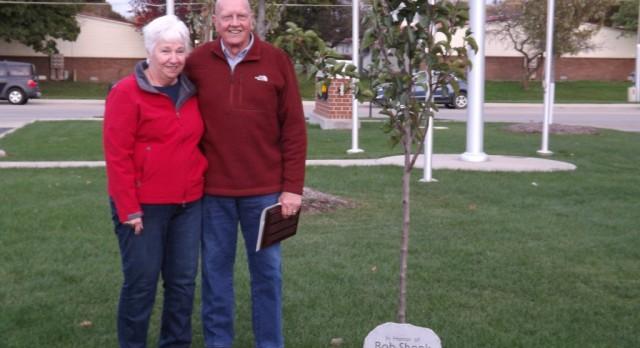 Bob Shonk Tree Dedication