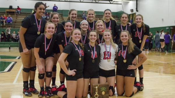 Orr  Vs Triway District Champs vball130