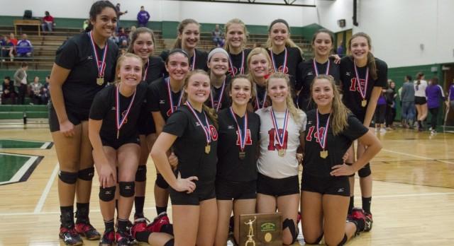 Regional Volleyball Tournament Info!