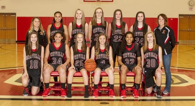 Change to Girls Basketball on 12/10