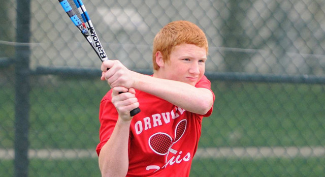 Dilyard and Dilyard Qualify For District Tennis Tournament