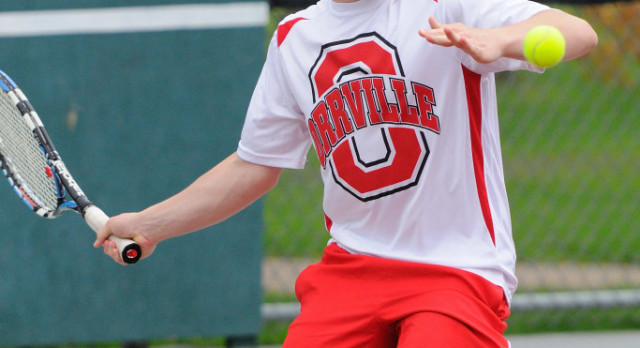 OHS Tennis Wins Orrville Invitational
