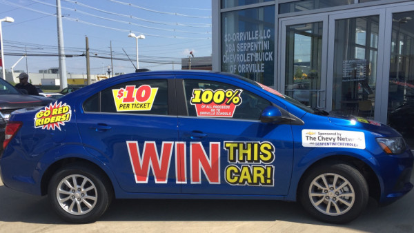 Win This Car