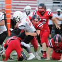 Football vs Lutheran West