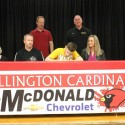 Pardee Signs with MCC