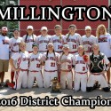 Softball – District Champs
