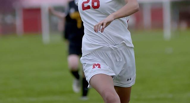 Millington High School Girls Varsity Soccer beat Saginaw Arts and Sciences Academy 8-0