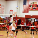 Varsity Volleyball vs Bridgeport
