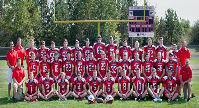Millington High School Varsity Football falls to vs Frankenmuth HS 28-22