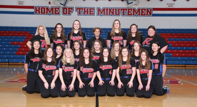 SOFTBALL TEAM FOCUSES ON DISTRICT TOURNAMENT!