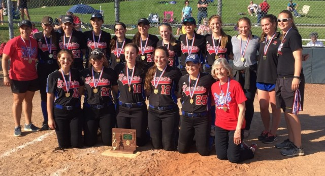 Vote our SOFTBALL District Champs as team of the week!
