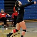 Varsity Volleyball Sep 27