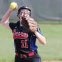 Varsity Softball April 17 (photo credit: Lifetouch)