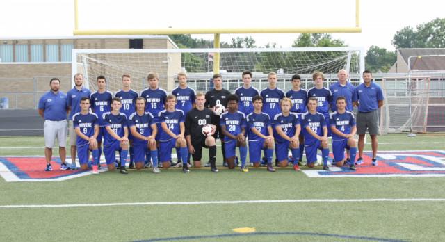 Boys Soccer–#1 in Ohio AND #1 in tri-state region!!