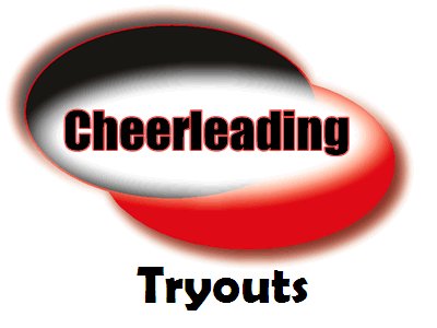 TRYOUTS!!  Cheerleading Tryouts for the 2016/2017 School Year