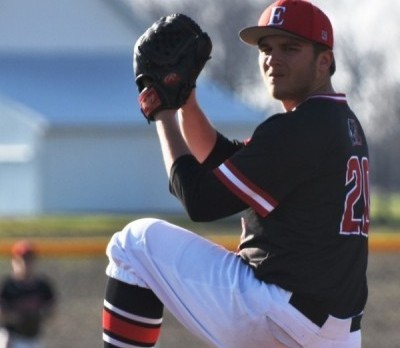 The Eastbrook Panthers fall to Southern Wells (Poneto, IN) 8-5