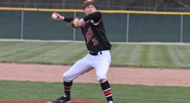 Dual-threat carries the Eastbrook Panthers past Wes-Del 6-4