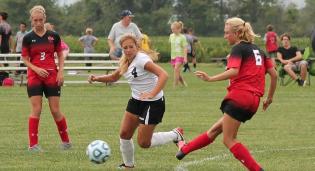 Lady Panthers Unleash Habiby on Bruins