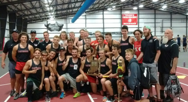 Eastbrook Boys Track & Field Earns First Sectional Championship In School History!