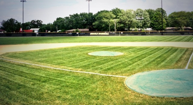 1/11/15 Oracle Youth Baseball Skills Camp